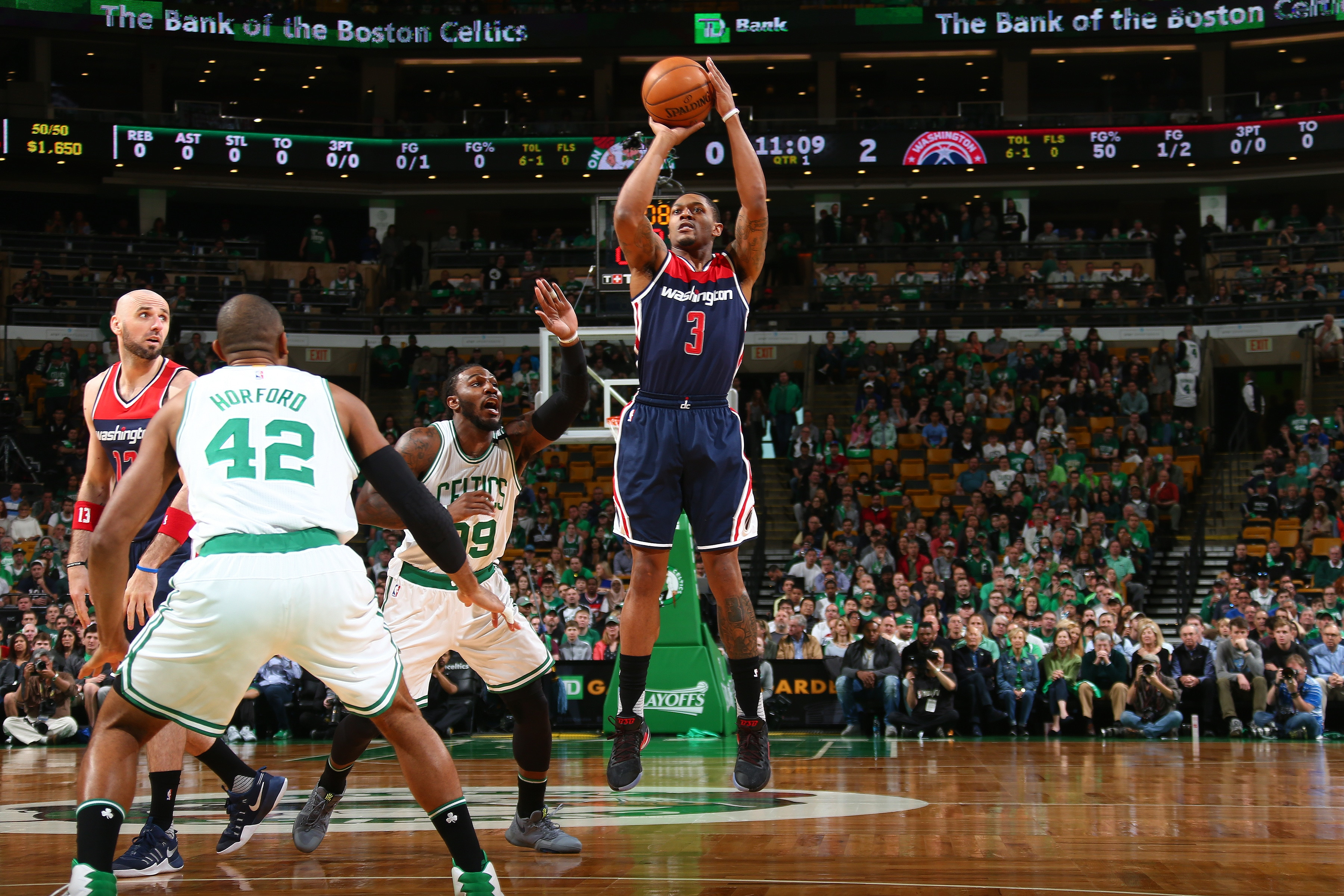 Wizards to Tip Off Season at Home/Play Celtics on Christm  Wizards Today