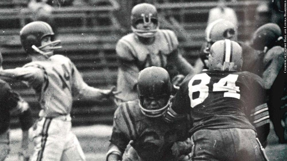 Issue 259: Turkey Bowl: Loyola vs. Calvert Hall (1969)