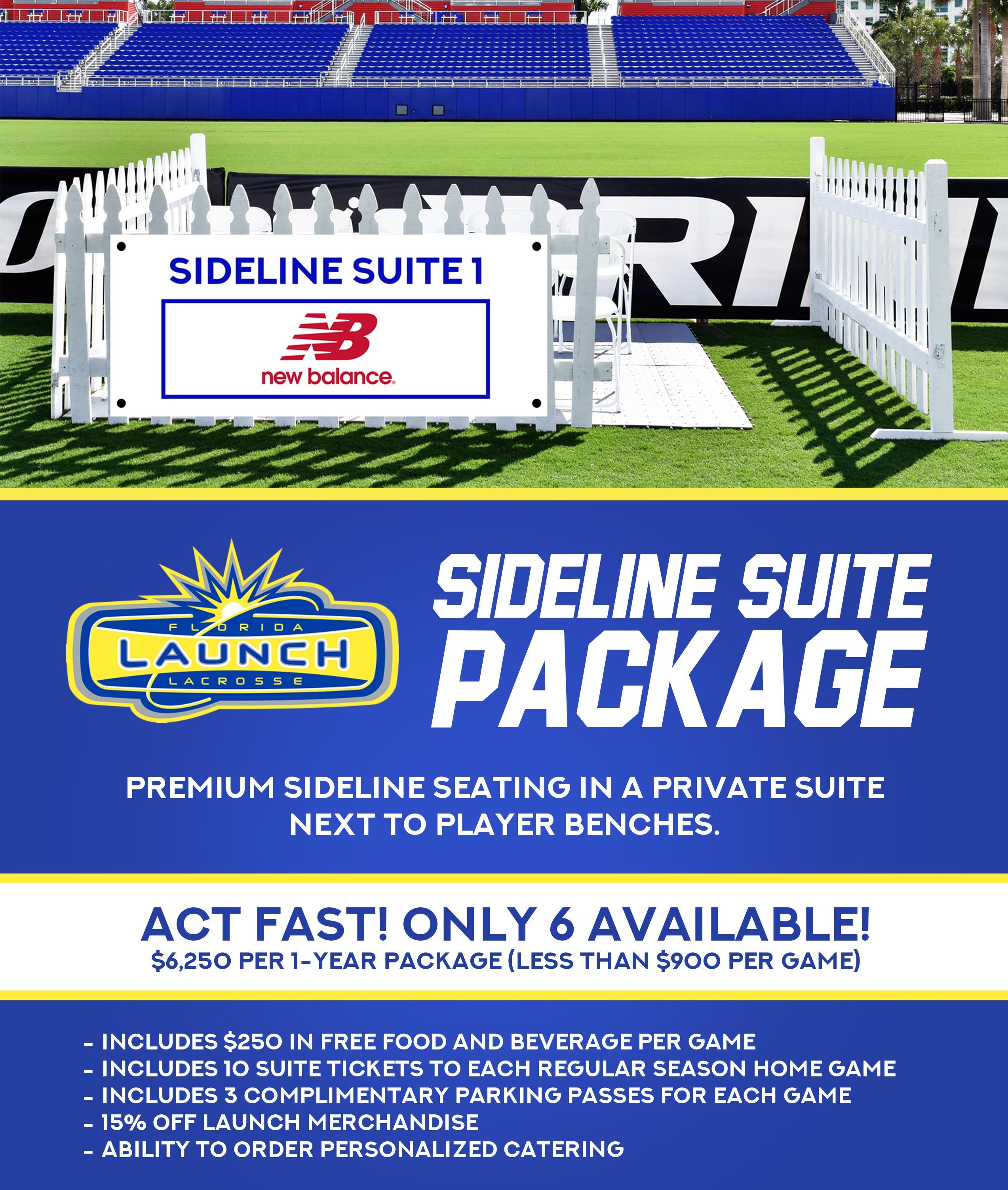 Sideline Suites