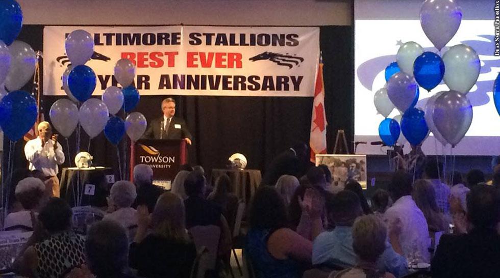 Issue 212: Baltimore Stallions Celebration