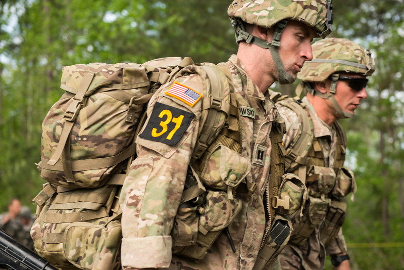 2016 Best Ranger Competition Day 2