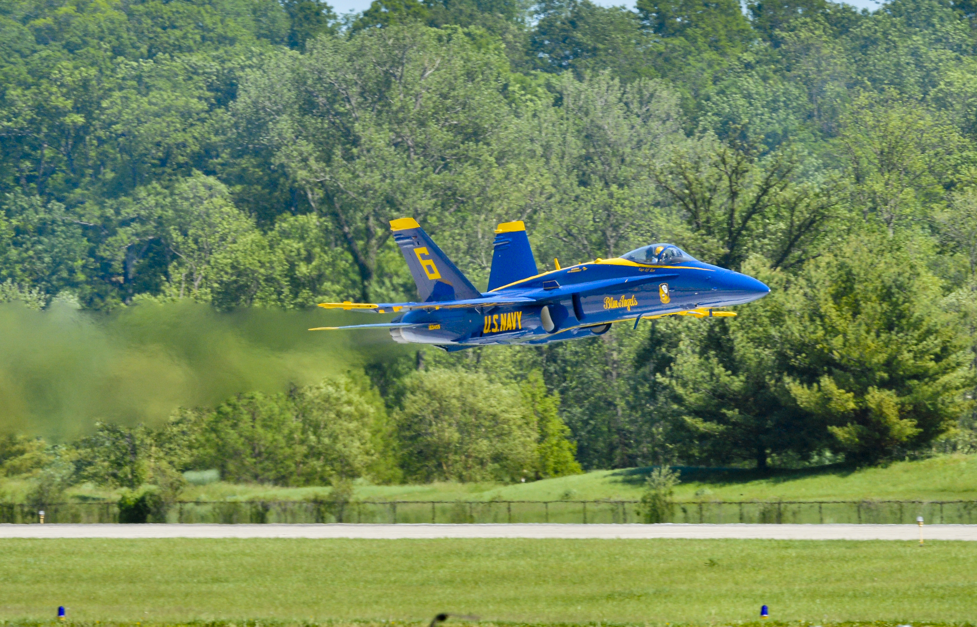 Us navy blue angels aircraft history report