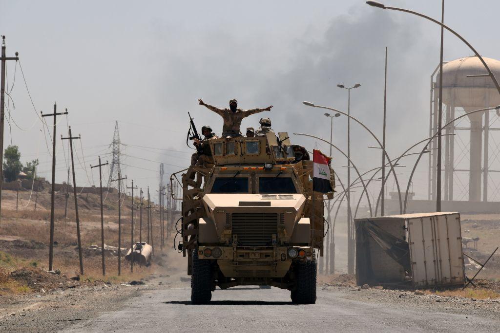 Syrian government warplanes strike Islamic State near Raqqa city: state media