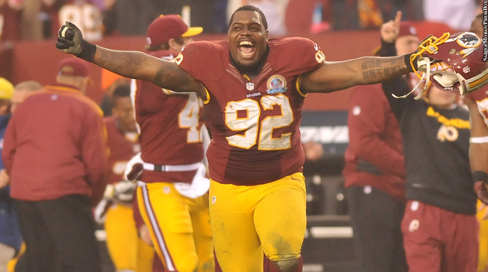 Redskins 2012: Chris Baker