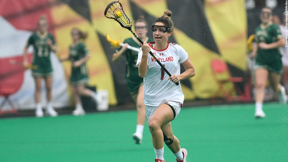 Maryland Women's Lacrosse 2017: Brindi Griffin
