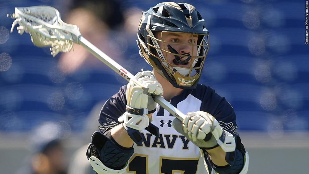 Issue 252: Navy Men's Lacrosse 2019: Christian Daniel