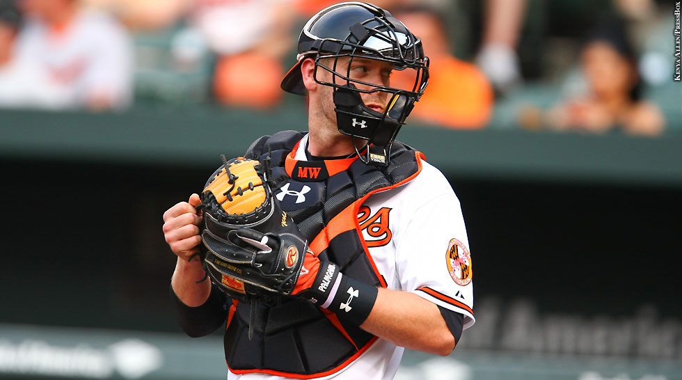 Orioles 2015: Matt Wieters (catching)