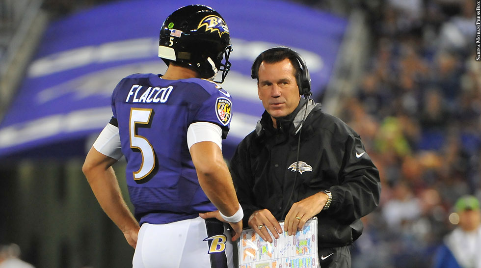 Preaching Patience: Ravens' Gary Kubiak Brings Calm Amid ...