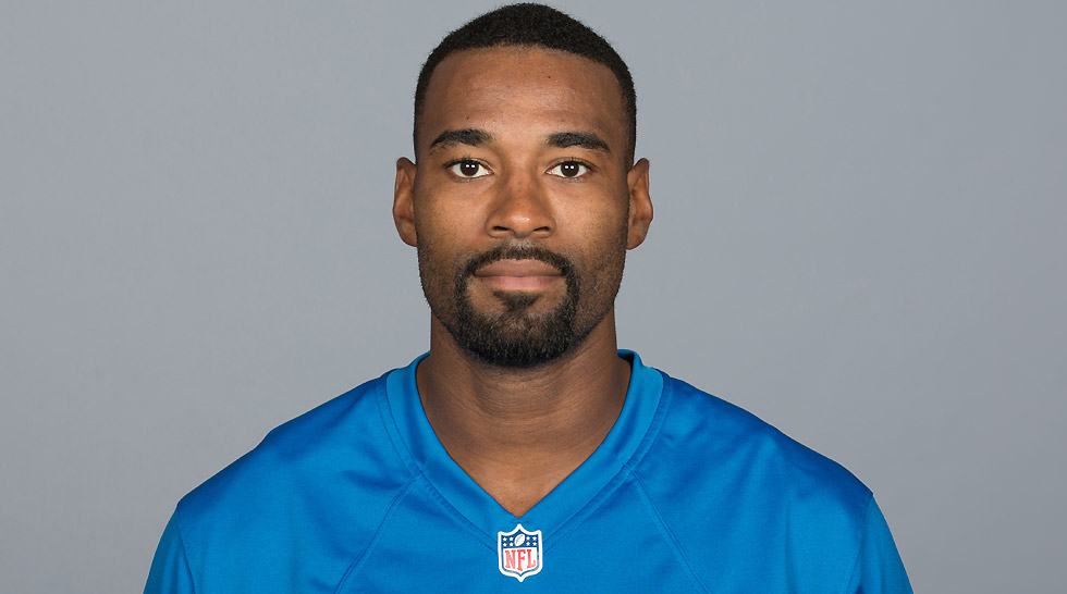 NFL 2015: Calvin Johnson (headshot)