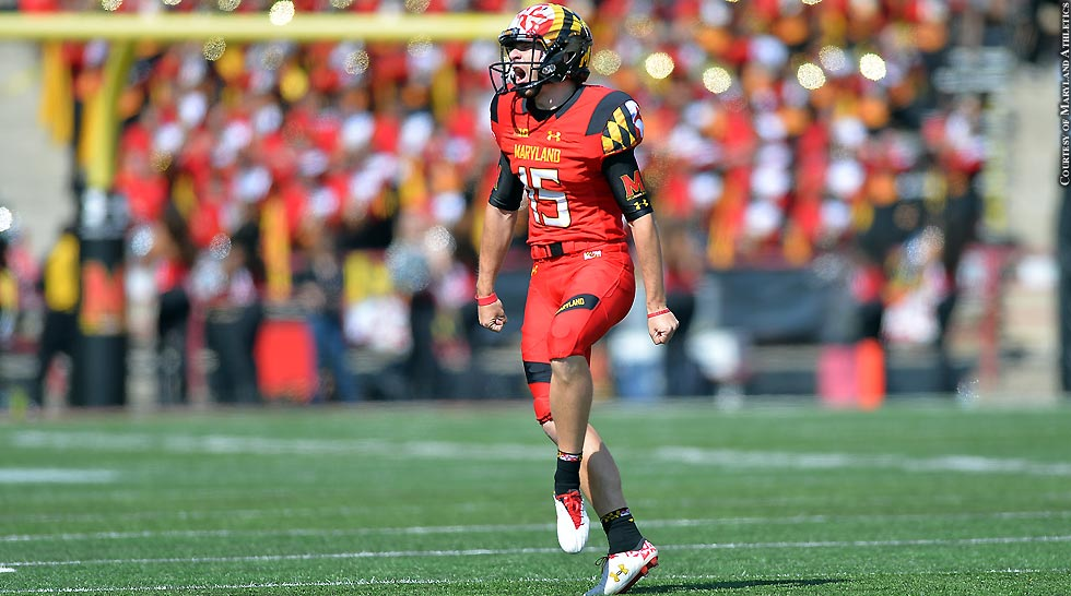Issue 202: Maryland Terps Football 2014: Brad Craddock