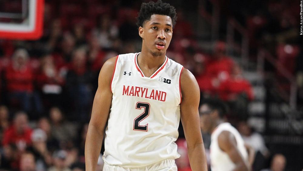 Maryland Terps Basketball 2018-19: Aaron Wiggins