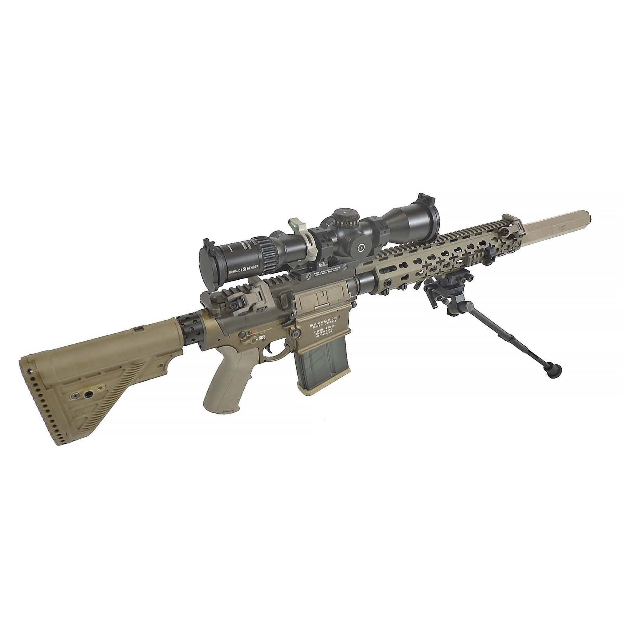H&K confirms: This is the Army's new and improved sniper rifle