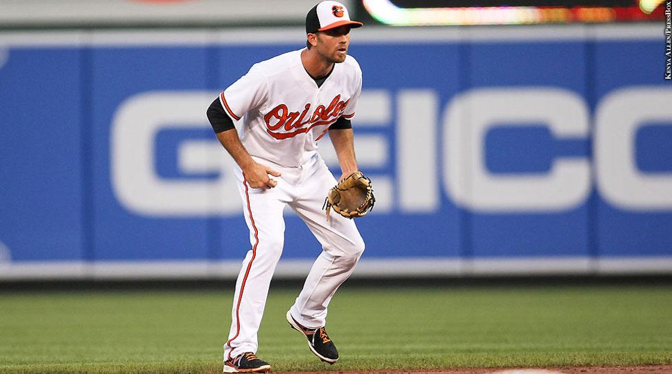 Issue 212: Orioles 2015: J.J. Hardy