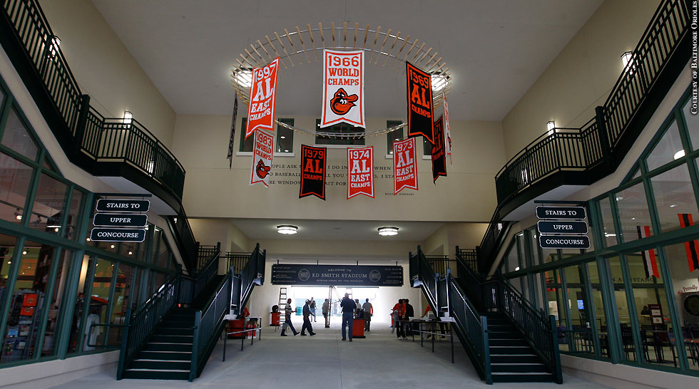 Issue 206: Orioles Spring Training In Sarasota (pennants)