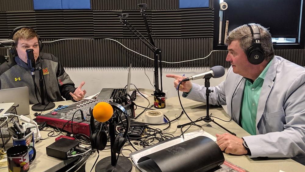 PressBox High School Lacrosse Show: Glenn Clark and Booker Corrigan