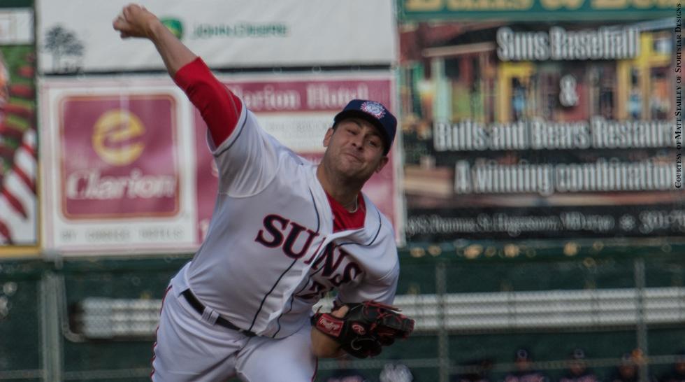 Suns 2014: Lucas Giolito