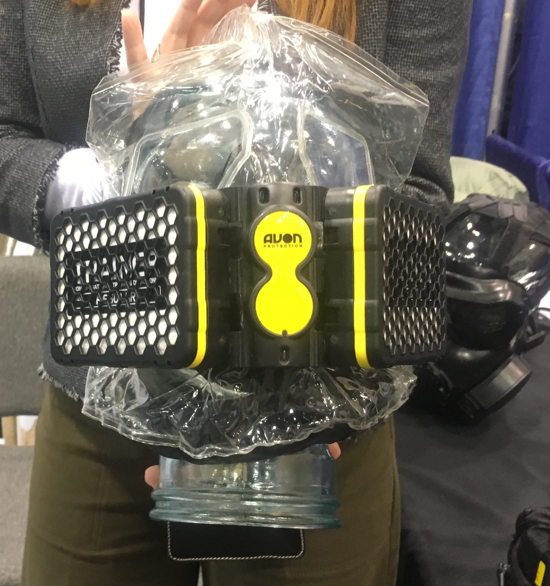 The Makers Of The Army S Gas Mask Are Looking Into Beard