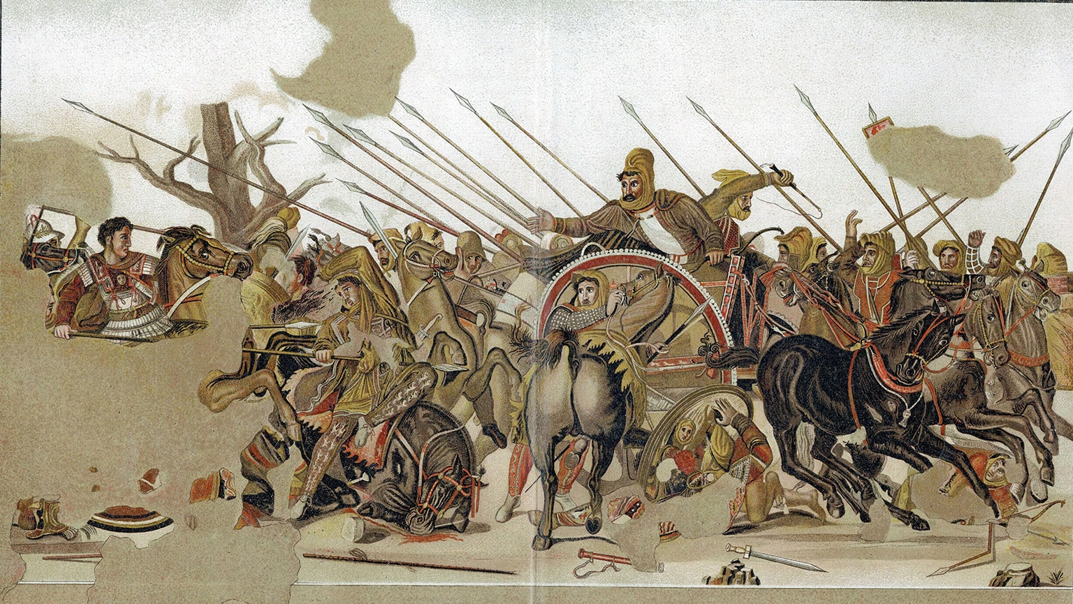 does alexander the great deserve his historical reputation Alexander is great because he brought the persian empire to its knees, an empire known for being greedy and wanting their own gain alexander wanted glory and greatness also, but he let people bask in his civilizing light.