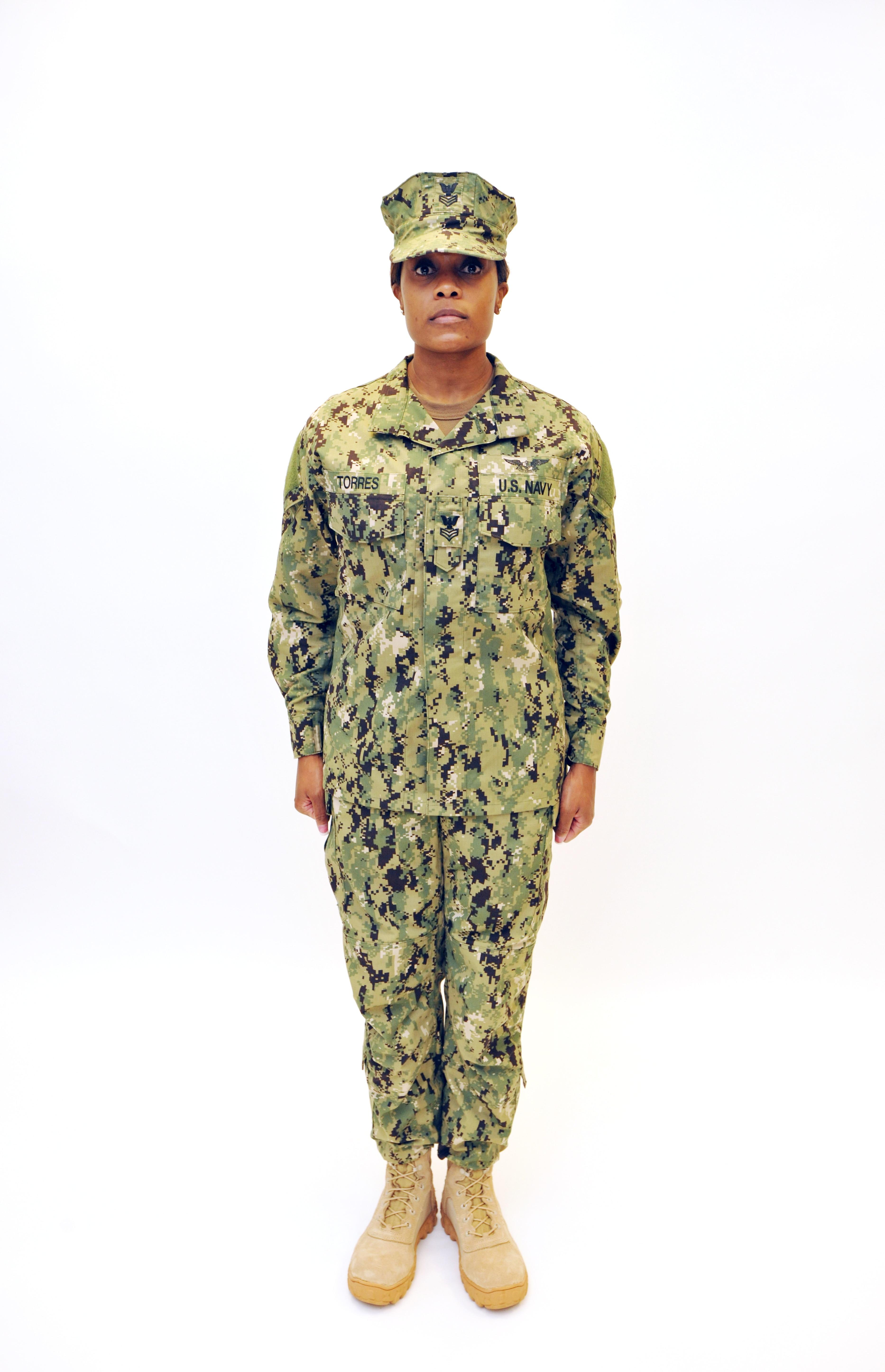New Navy Uniform 48