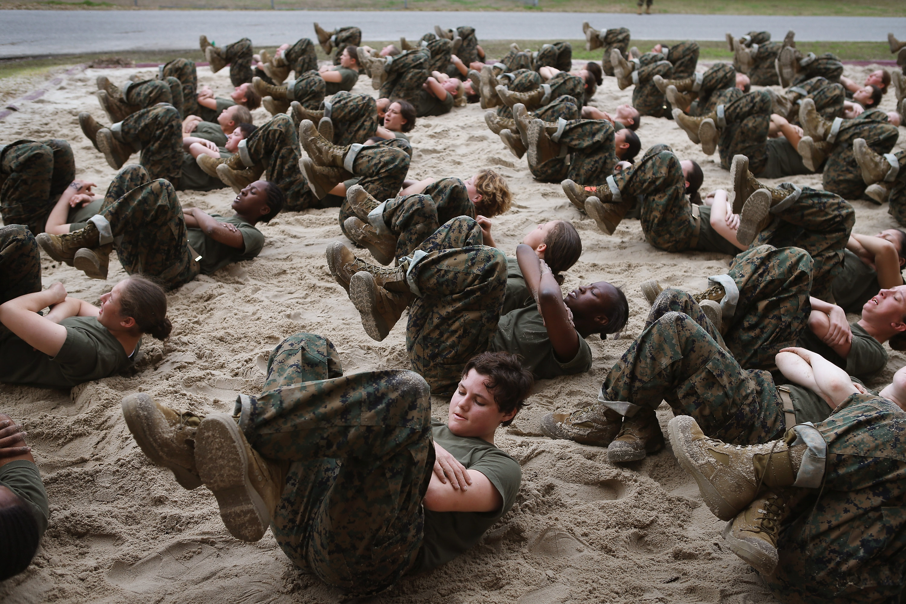 marines military bootcamp