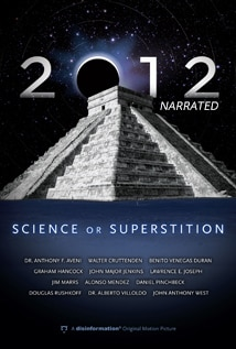 Image of 2012: Science or Superstition - Narrated