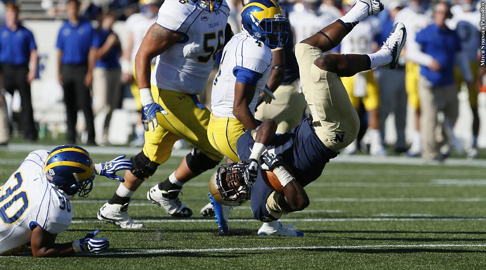 Issue 191: Navy Football 2013: Brendon Clements
