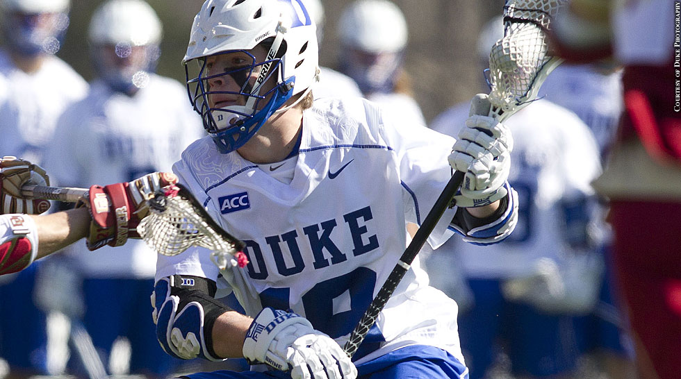 Duke Lacrosse 2014: Christian Walsh