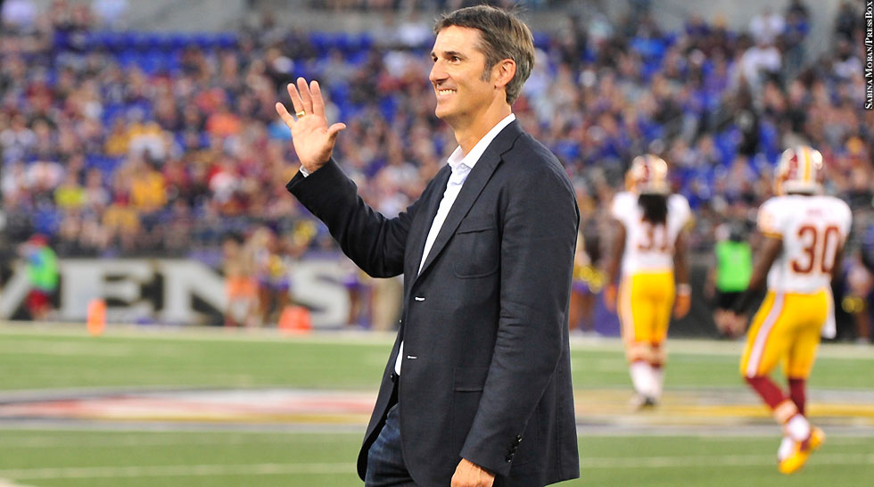 Ravens 2015: Matt Stover (preseason week 3 vs. Redskins)