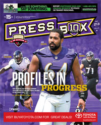 Issue 2013: PressBox September 2015 Cover