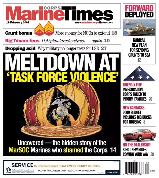 MCT Task Force Violent Meltdown