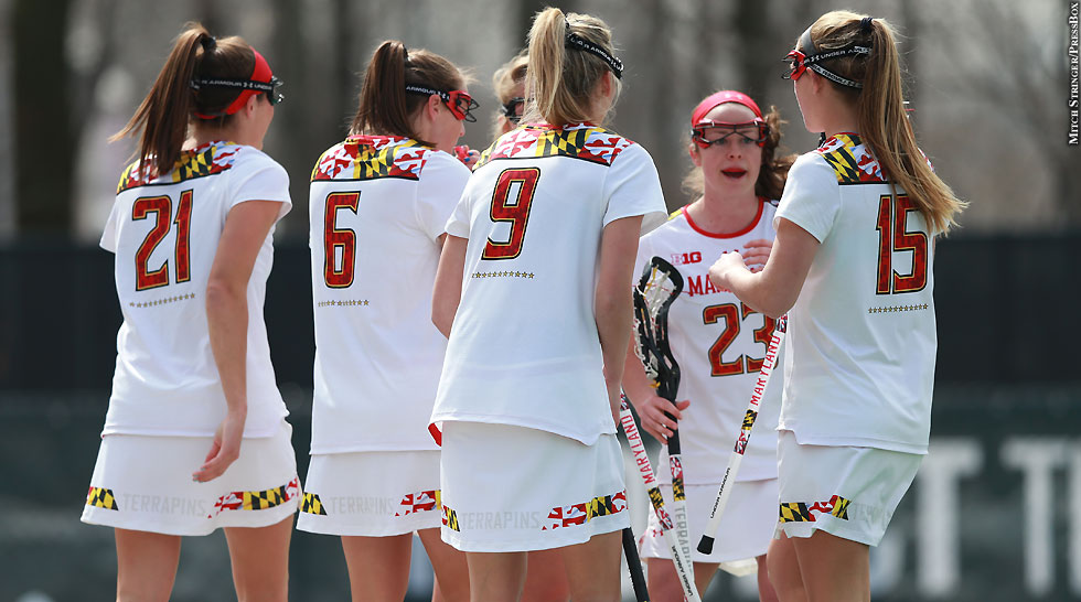 Terps Maryland Women's Lacrosse 2015