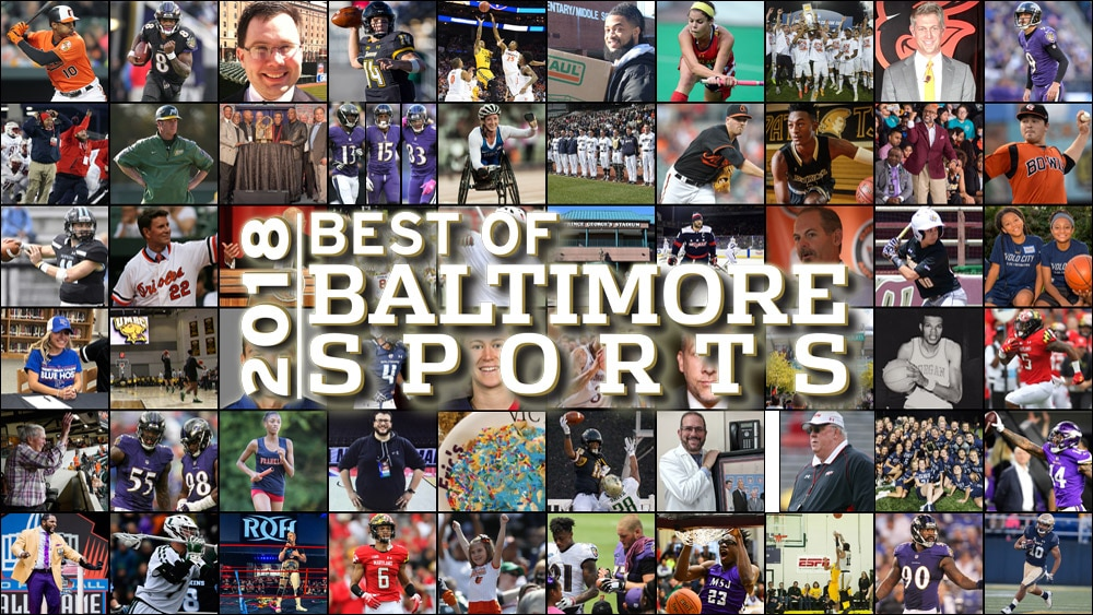 Best Of Baltimore Sports 2018 (collage)