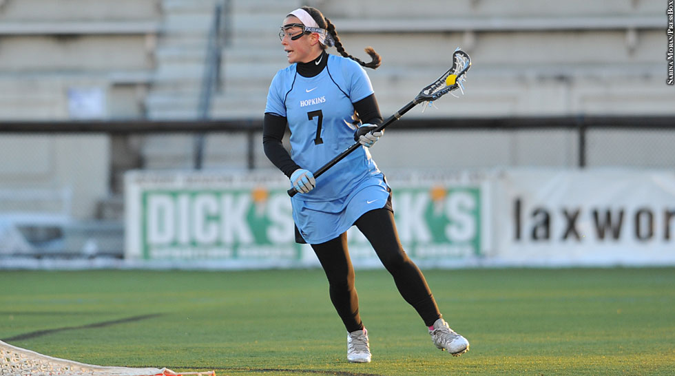 Issue 199: Johns Hopkins Women's Lacrosse 2014: Taylor D'Amore