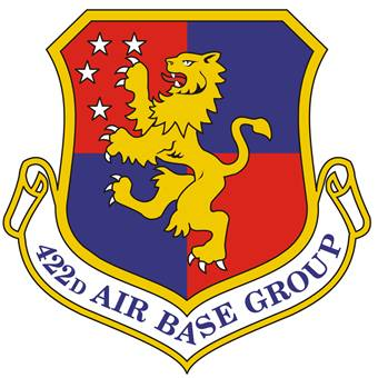 422nd Air Base Group