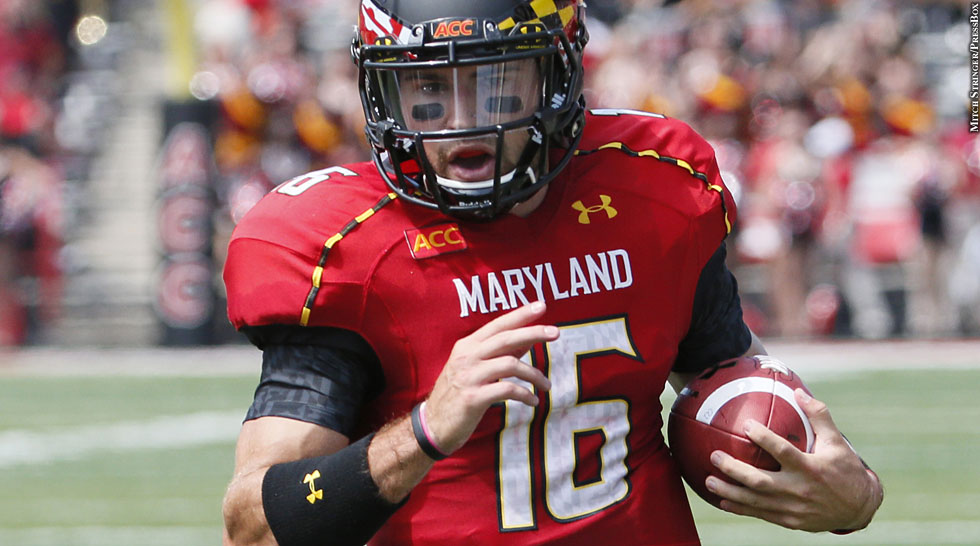 Terps Football 2013: C.J. Brown