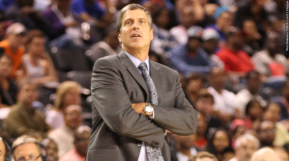 Wizards 2013: Randy Wittman