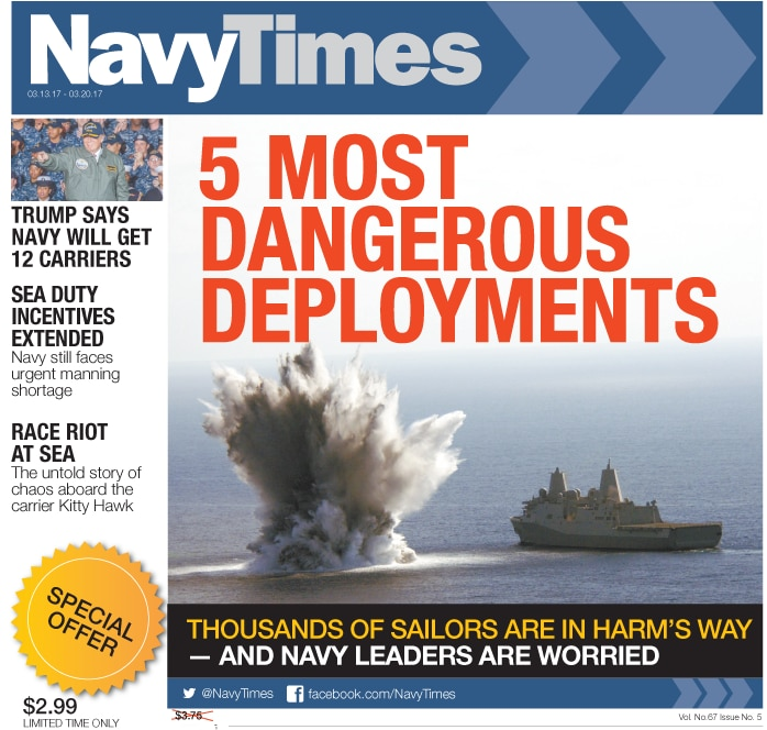 navy times cover 31317