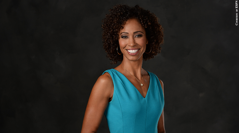 Sage Steele (headshot)