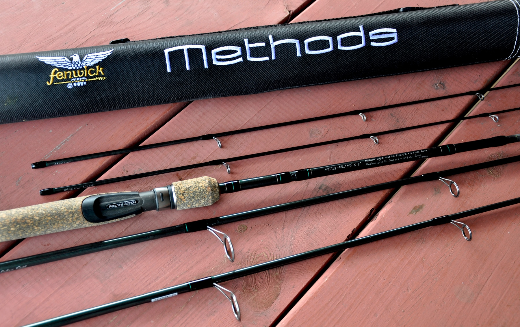 Fenwick Methods Travel Rod