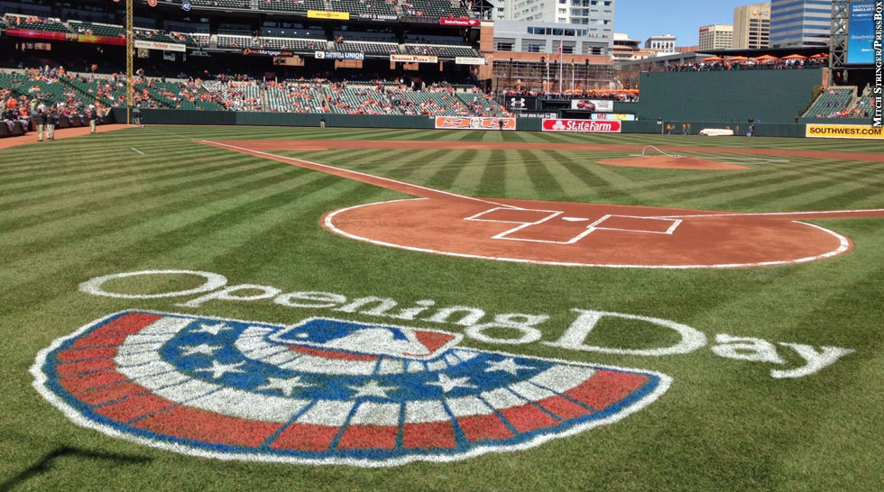 Orioles 2014: Opening Day