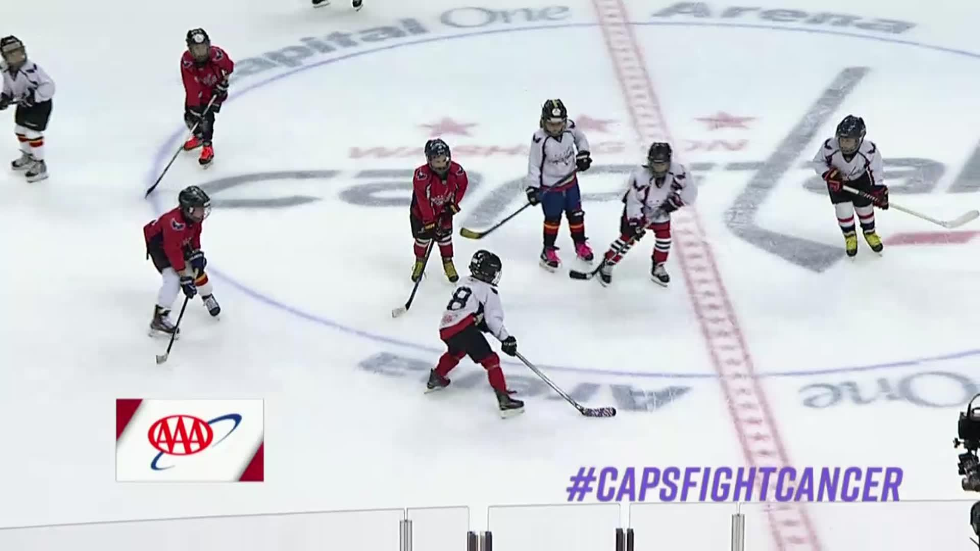 #CapsIsles Mites on Ice 11/2/17