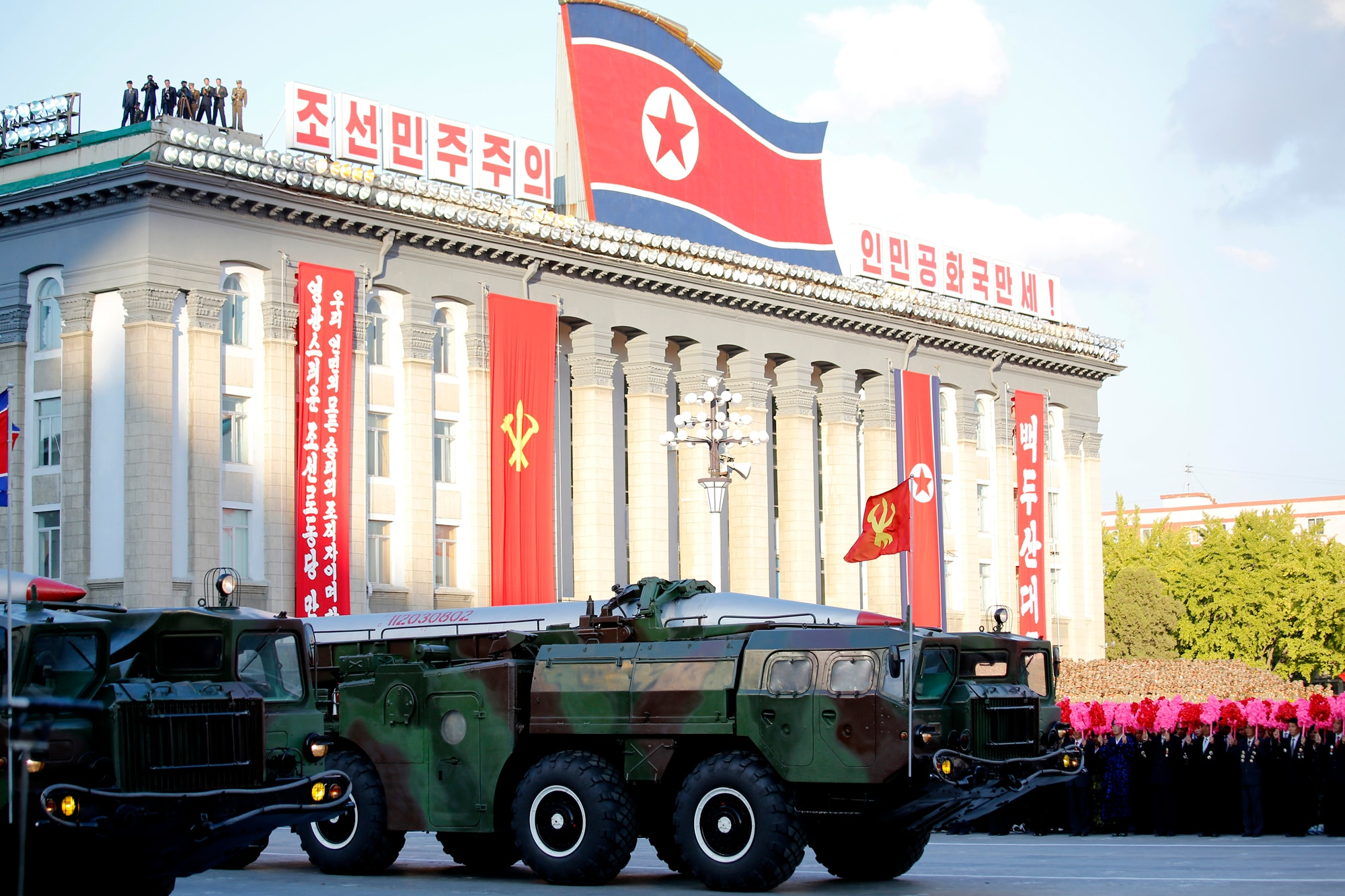 north korea nuclear essay