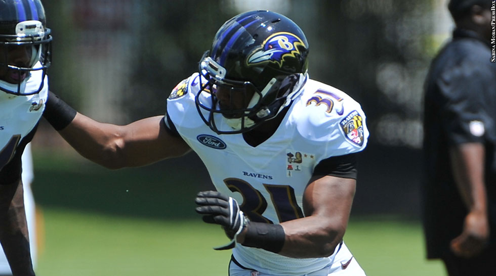 Ravens 2014: Omar Brown (training camp)