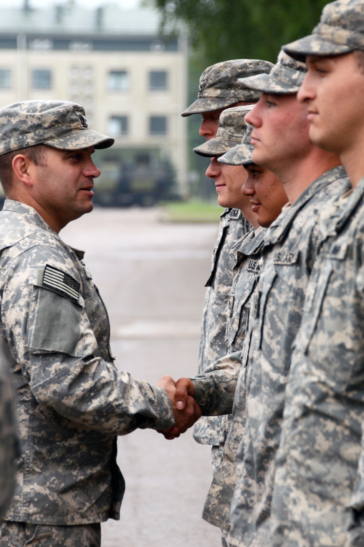 army promotion regulation updated