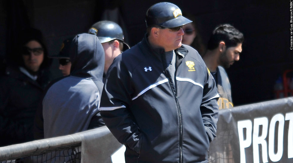 Issue 210: UMBC Baseball Coach Bob Mumma