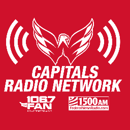 Capitals Radio Network Red