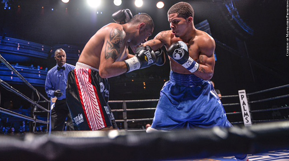Issue 217: Gervonta Davis (with opponent)