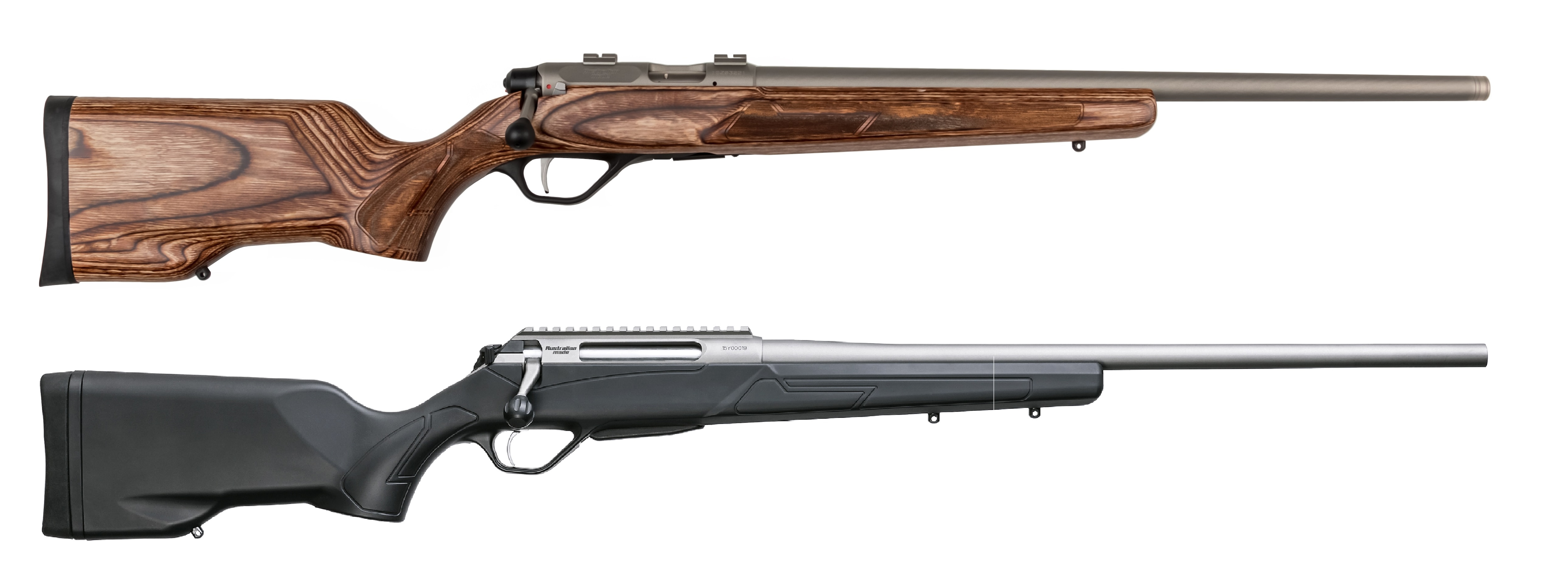 Lithgow Arms rifles