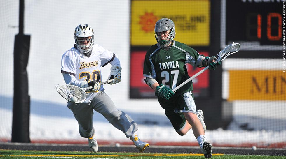 Loyola Mens Lacrosse 2015: Zach Herreweyers