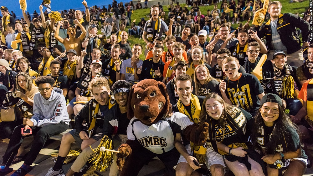 UMBC vs. MD soccer